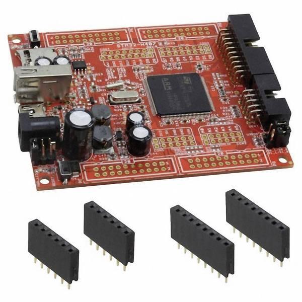 Kit e schede microcontroller MCU - Olimex Scheda di sviluppo STM32-H407 -