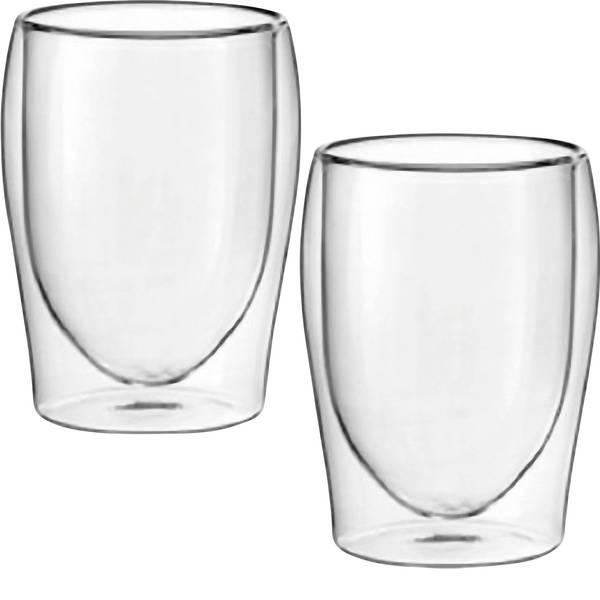 Stoviglie, posate e bicchieri - Bicchiere termico per espresso Scanpart 80 ml 2 pezzi -