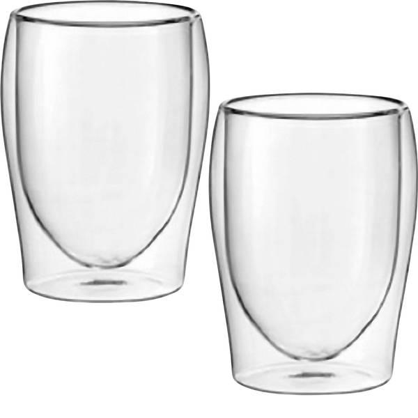Stoviglie, posate e bicchieri - Bicchiere termico per caffè Scanpart 200 ml 2 pezzi -