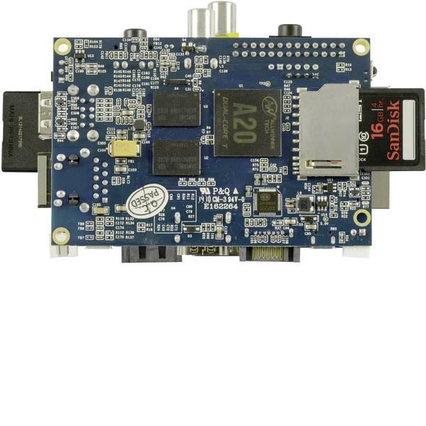 Schede di sviluppo e Single Board Computer - Banana Pi BPI-M1 BPI-M1 1 GB 2 x 1.0 GHz Allnet -