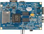 Banana PI single-board computer