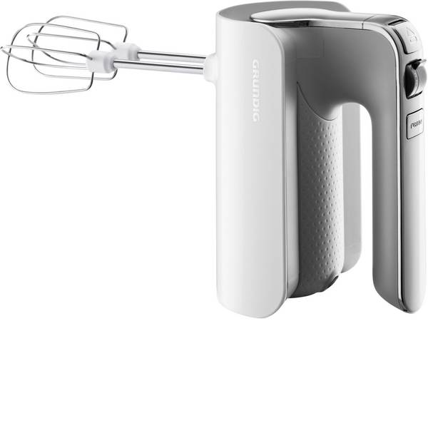 Sbattitori elettrici - Grundig HM 6280w Sbattitore elettrico 425 W Bianco, Grigio chiaro -