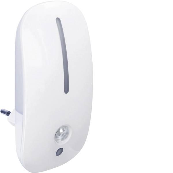 Luci notturne - GEV LIV 6867 006867 Lampada da notte con rilevatore di movimento Ovale LED Bianco freddo Bianco -