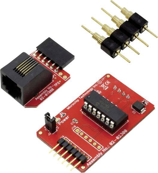 Scheda di espansione Microchip Tech