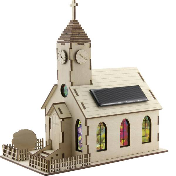 Kit di energie rinnovabili - Sol Expert Kirche Harmony Chiesa solare -