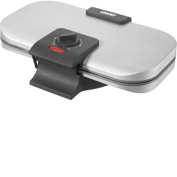 Macchine per cialde - Unold 48241 Piastra doppia per cialde Con regolazione manuale della temperatura Acciaio -