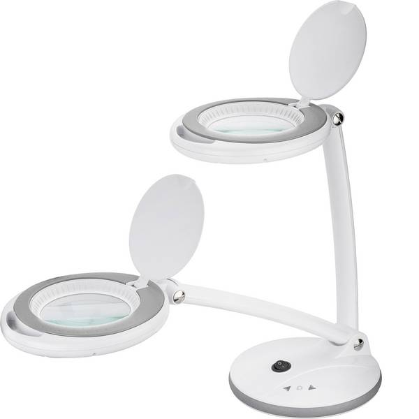 Lampade tecniche e lenti da laboratorio - FixPoint 45274 Lampada LED con lente Classe energetica: LED -