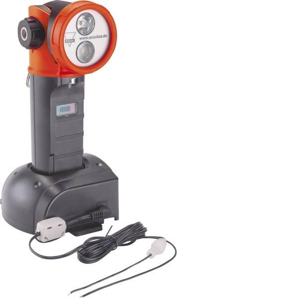 Lampade e torce per ambienti EX - Lampada portatile a batteria Zona Ex: 1, 2, 21, 22 AccuLux HL25 EX Set 210 lm 200 m -