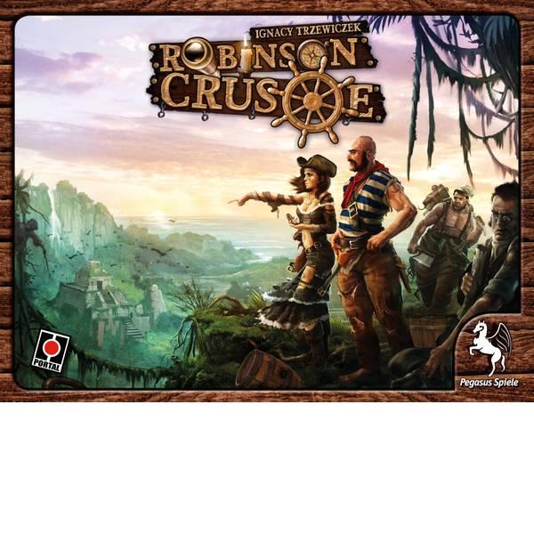 Giochi di società e per famiglie - Pegasus Spiele Robinson Crusoes Vermächtnis 51945G -