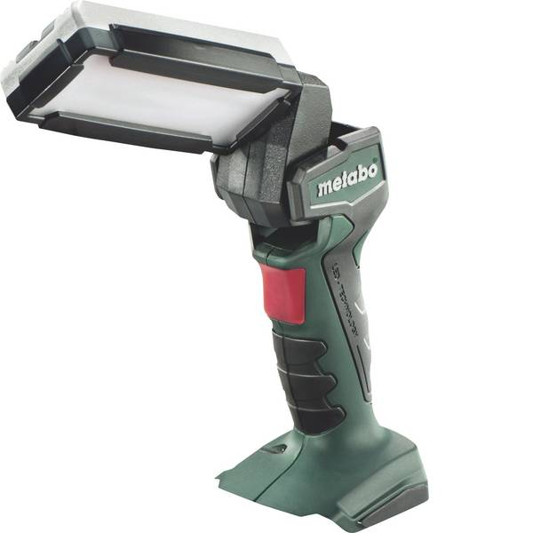 Torce con batterie ricaricabili - Metabo 600370000 Lampada da lavoro SLA 14.4-18 LED Bianco luce del giorno LED -