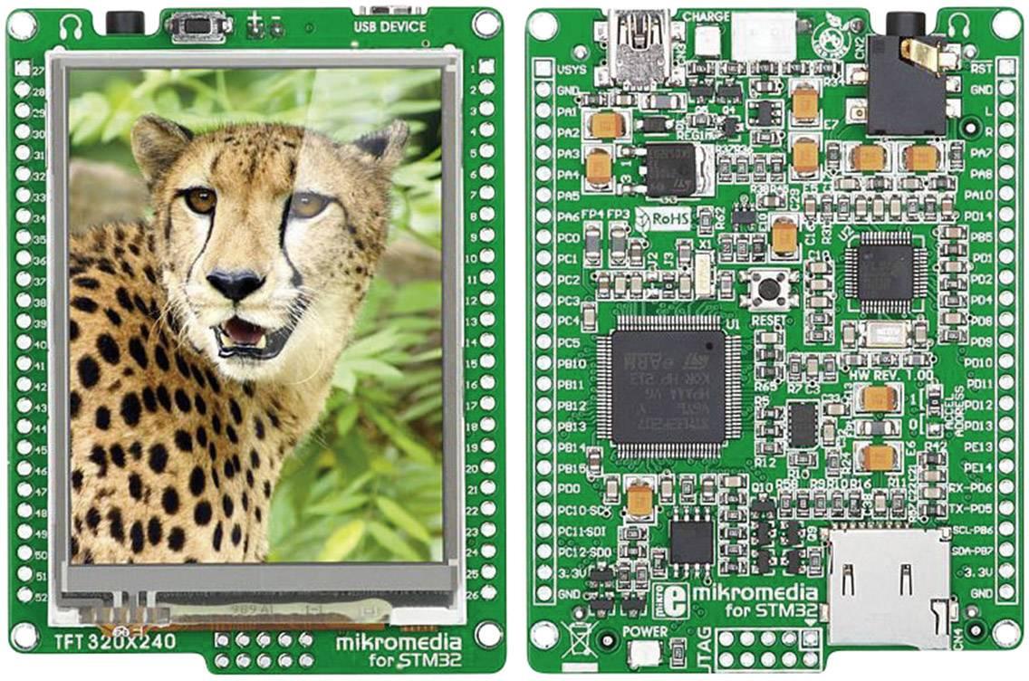 Modulo display MikroElektronik