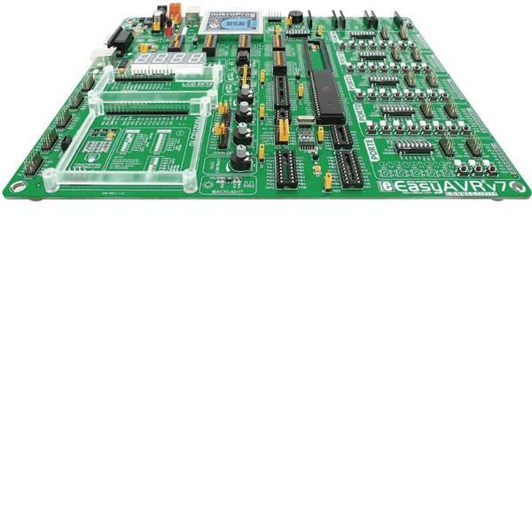 Kit e schede microcontroller MCU - MikroElektronika Scheda di sviluppo MIKROE-1385 Atmel AVR -