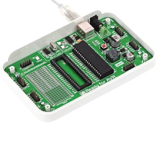Kit e schede microcontroller MCU - MikroElektronika Scheda di sviluppo MIKROE-977 Atmel AVR -