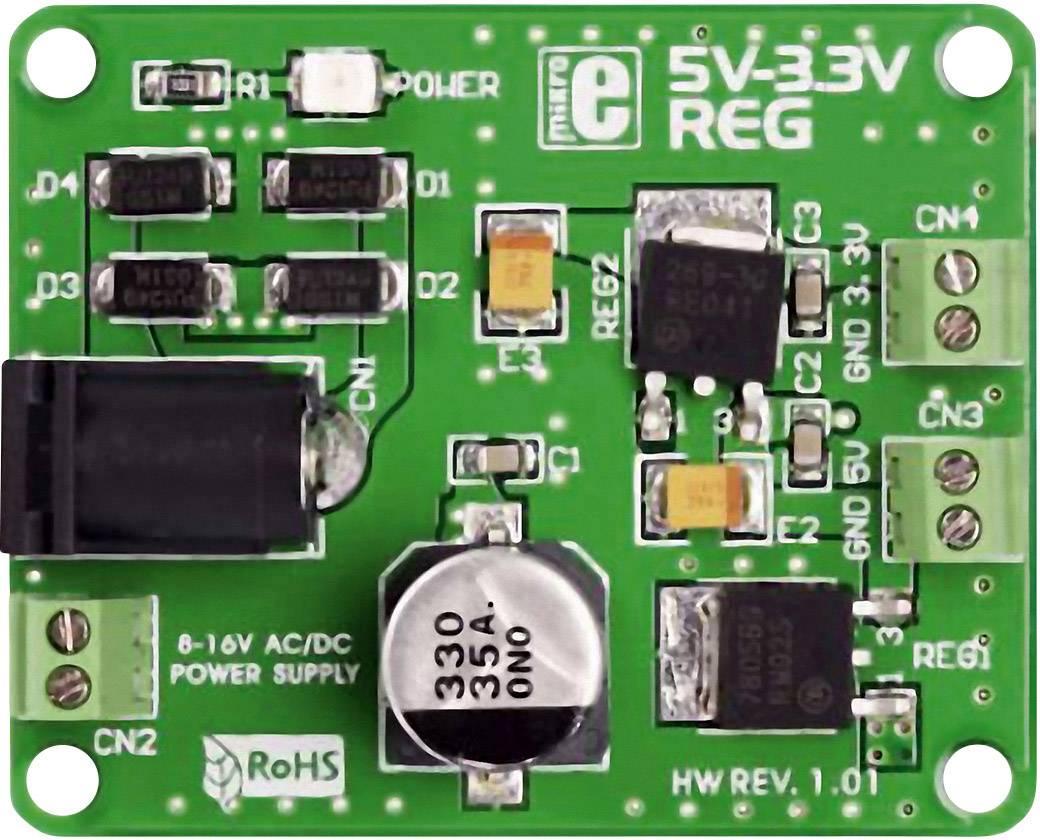Scheda di sviluppo MikroElektr