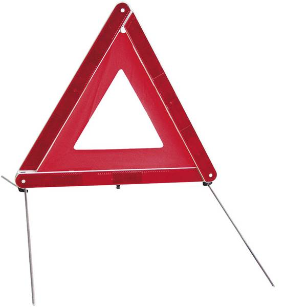 Prodotti assistenza guasti e incidenti - Triangolo di emergenza APA 31050 Mini (L x A) 45 cm x 48 cm -