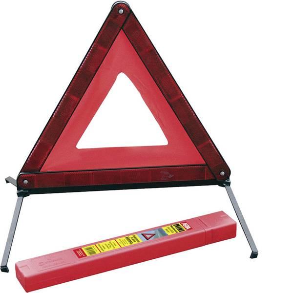 Prodotti assistenza guasti e incidenti - Triangolo di emergenza APA 31055 Micro (L x A) 43 cm x 38 cm -