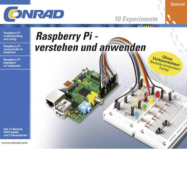 Kit esperimenti e pacchetti di apprendimento - Pacchetto di apprendimento Conrad Components Lernpaket Raspberry Pi 1225953 -