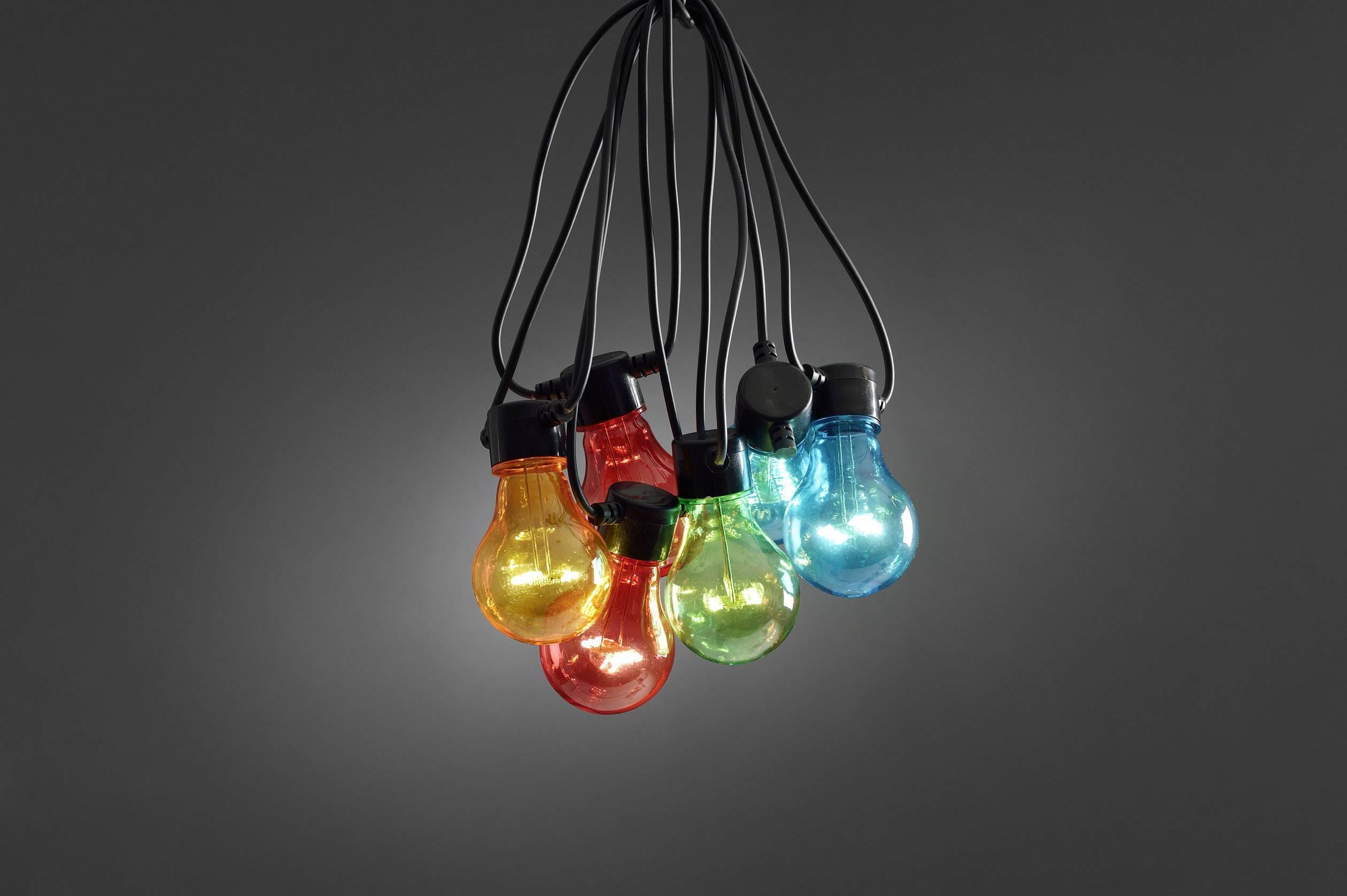 Catena Luminosa Per Foto led (monocolore) espansione per sistema di illuminazione a catena 24 v  catena luminosa bianco caldo konstsmide