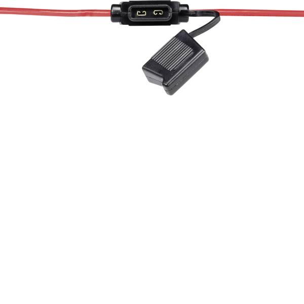 Portafusibili auto - Portafusibili piatti auto Mini fusibili a lama Poli 1 20 A 2 mm² 1 pz. -