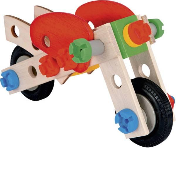 Giocattoli da costruire - Moto da costruire Heros Constructor Numero parti: 40 Numero modelli: 2 Classe di età: da 3 anni -