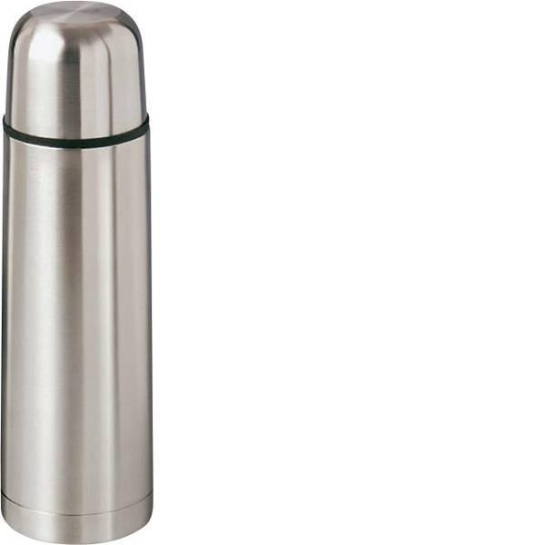 Brocche e tazze - MATOClassico Bottiglia termica;Acciaio inox (spazzolato), Nero;0.5 l;4096 -