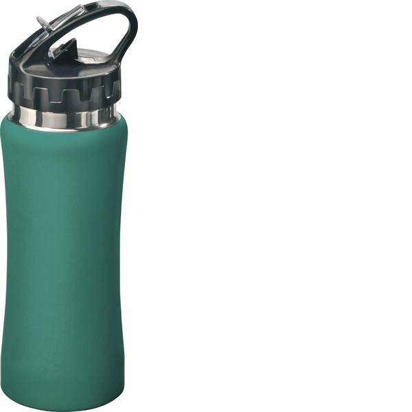 Brocche e tazze - MATO bottiglia sportiva sporty verde in acciaio inox 0,5 litri -