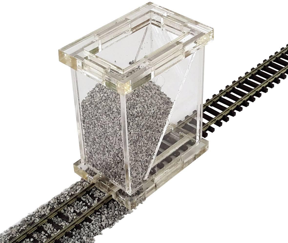 Distanziometro per binari paralleli h0 proses ppt h0-01
