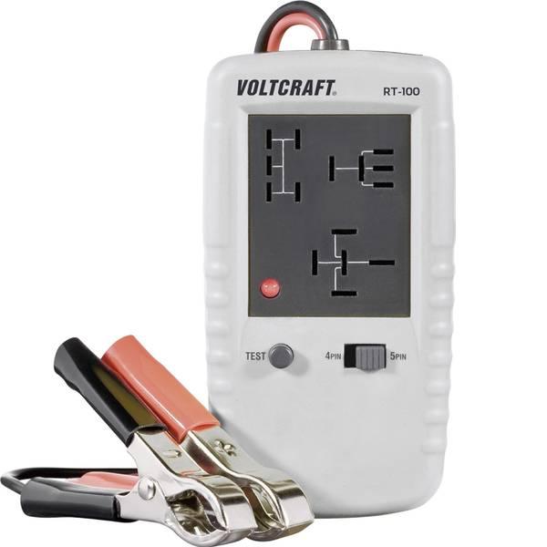 Tester, misuratori e scanner OBD - VOLTCRAFT Tester per relè RT-100 -