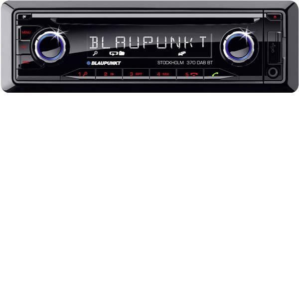 Autoradio e Monitor multimediali - Blaupunkt Stockholm 370DAB+ Autoradio Sintonizzatore DAB+, Vivavoce Bluetooth® -