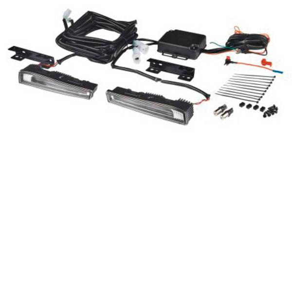 Luci diurne e fendinebbia - Osram Auto LEDDRL102 LEDriving® LG 12V Luce di marcia diurna LED (L x A x P) 167 x 31 x 42 mm -