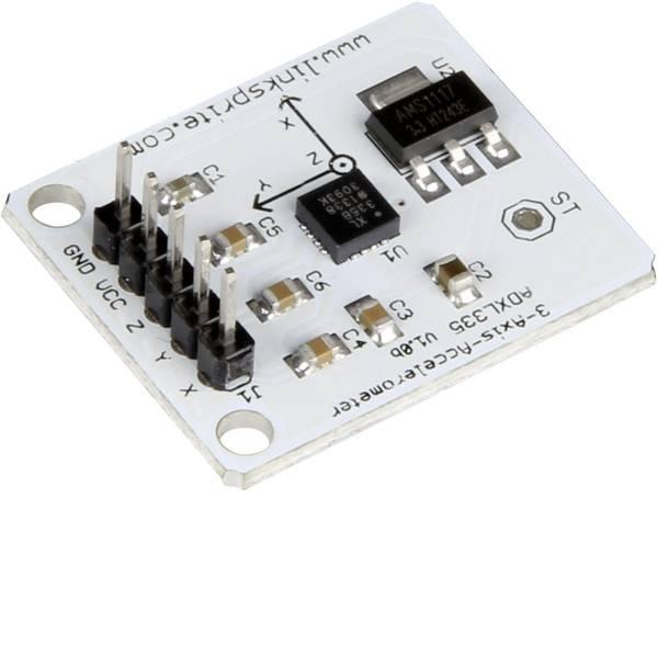 Moduli e schede Breakout per schede di sviluppo - Scheda di espansione Linker Kit sensore di accelerazione/movimento LK-Accel pcDuino, Raspberry Pi® A, B, B+, Arduino -