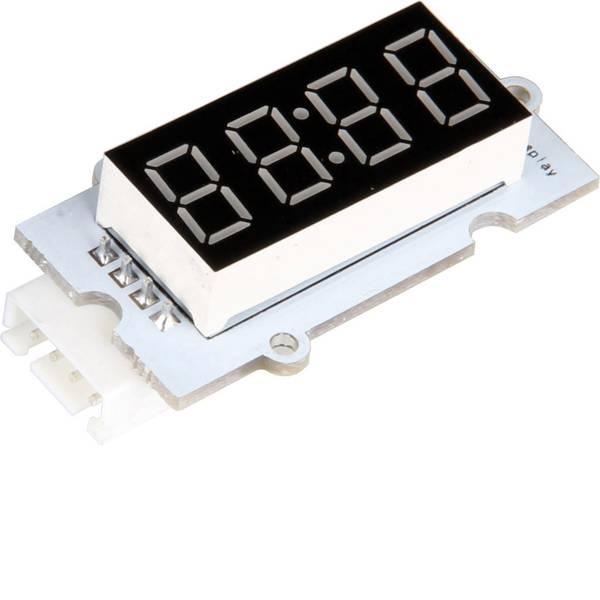 Moduli e schede Breakout per schede di sviluppo - Scheda di espansione Linker kit display digitale LK-Digi pcDuino, Raspberry Pi® A, B, B+, Arduino -