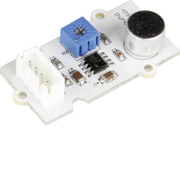 Moduli e schede Breakout per schede di sviluppo - Scheda di espansione Linker Kit sensore di rumore LK-GerauschSEN pcDuino, Raspberry Pi® A, B, B+, Arduino -