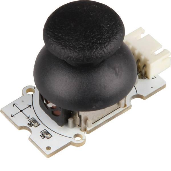 Moduli e schede Breakout per schede di sviluppo - Scheda di espansione Linker Kit joystick LK-joystick, pcDuino Raspberry Pi® A, B, B+, Arduino -