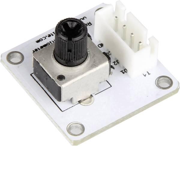 Moduli e schede Breakout per schede di sviluppo - Scheda di espansione Linker Kit potenziometro rotativo LK-potenziometro pcDuino, Raspberry Pi® A, B, B+, Arduino -