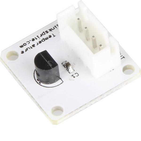 Moduli e schede Breakout per schede di sviluppo - Scheda di espansione Linker Kit sensore di temperatura LK-Temp pcDuino, Raspberry Pi® A, B, B+, Arduino -