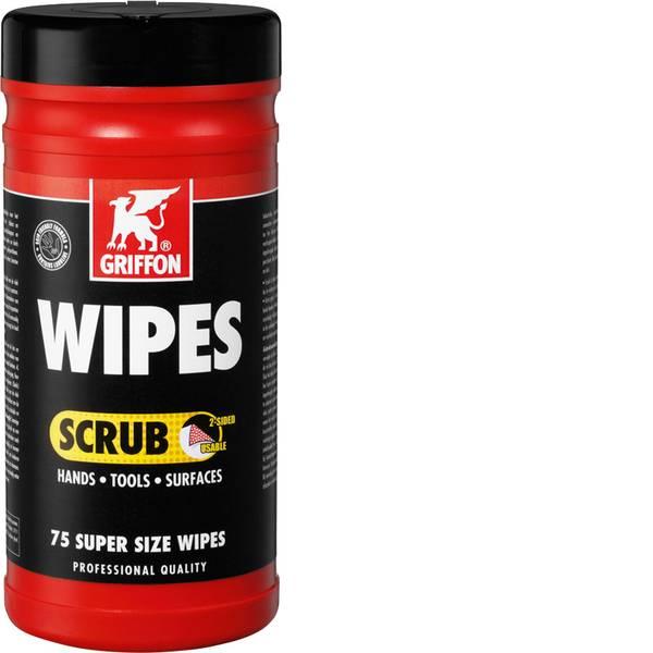 Sapone - Salviette per la pulizia delle mani Griffon 6307282 75 pz. -