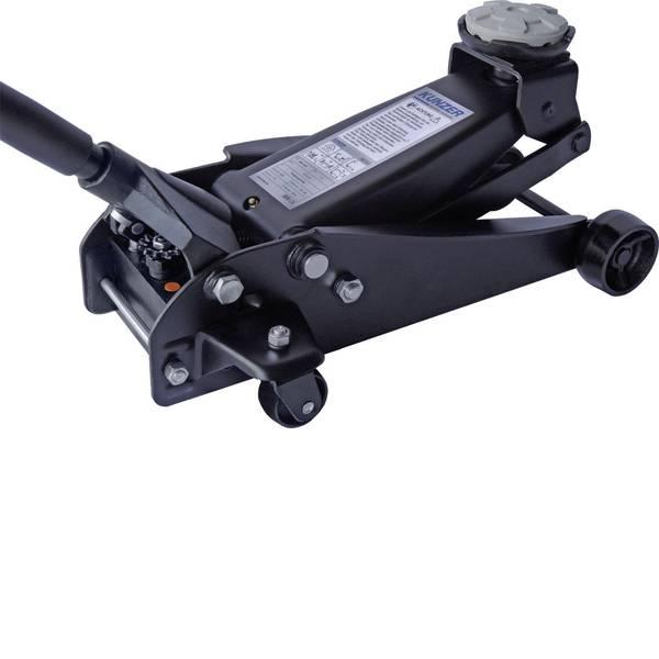 Martinetti e cric - Martinetto idraulico 485 mm 150 mm 3000 kg Kunzer WK 1031 -