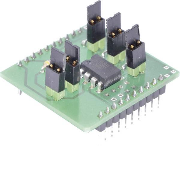 Moduli e schede Breakout per schede di sviluppo - LXRobotics Sensore Temperatursensor Childboard Adatto per (scheda): Arduino -