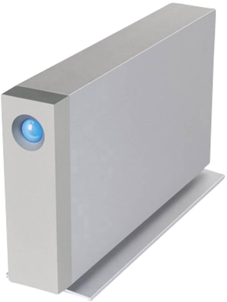 Hard Disk esterno da 3,5 4 TB LaCie 9000493EK d2 Thunderbolt™ 2 Argento USB 3.0, Thunderbolt 2 Contenitore alluminio
