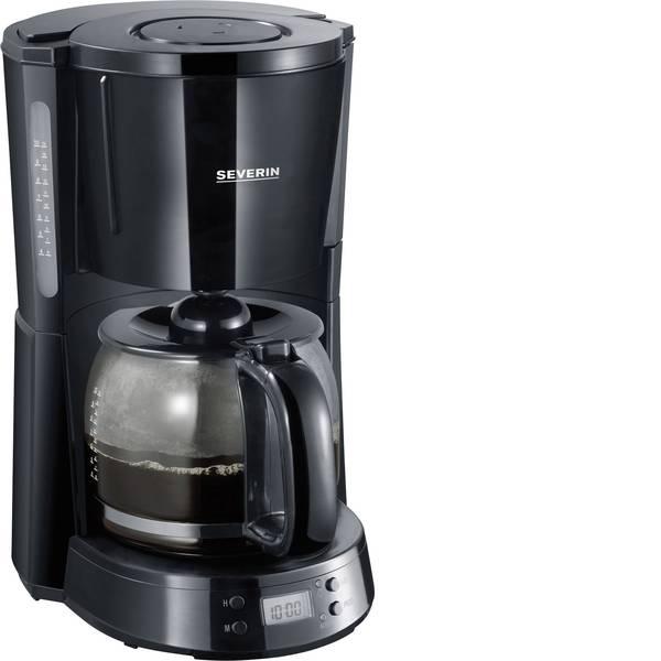Macchine dal caffè con filtro - Severin KA 4191 Macchina per il caffè Nero Capacità tazze=10 funzione timer -