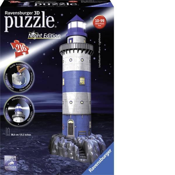 Puzzle - Ravensburger Faro di notte -
