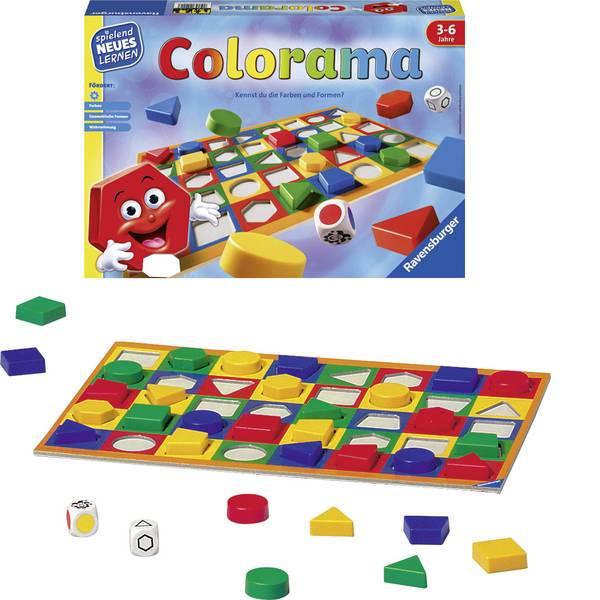 Giochi di società e per famiglie - Ravensburger Colorama -