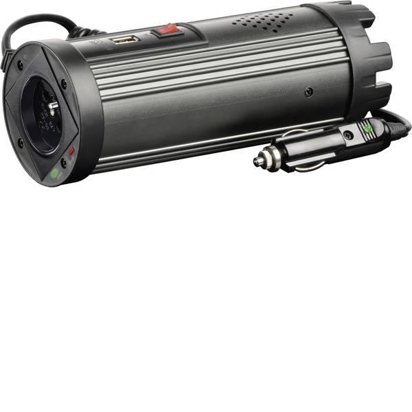 Inverter - VOLTCRAFT Convertitore MSW 150-12-F 150 W 12 V/DC - 230 V/AC A forma di portabicchieri -