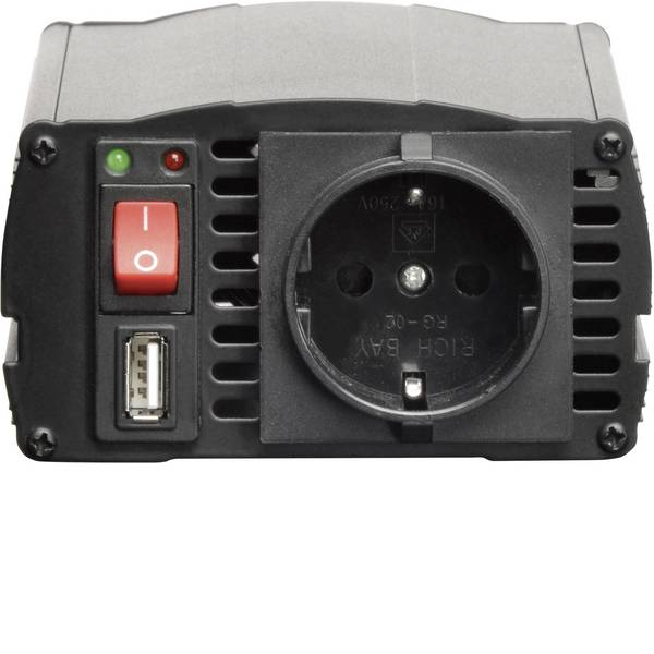 Inverter - VOLTCRAFT Convertitore MSW 300-24-G 300 W 24 V/DC - 230 V/AC -