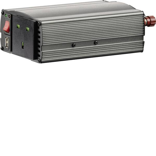 Inverter - VOLTCRAFT Convertitore MSW 300-24-UK 300 W 24 V/DC - 230 V/AC -