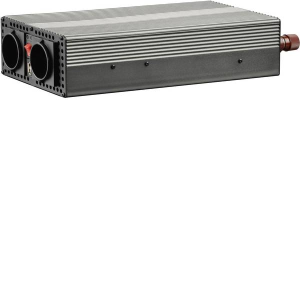 Inverter - VOLTCRAFT Inverter MSW 1200-12-F 1200 W 12 V/DC - 230 V/AC -