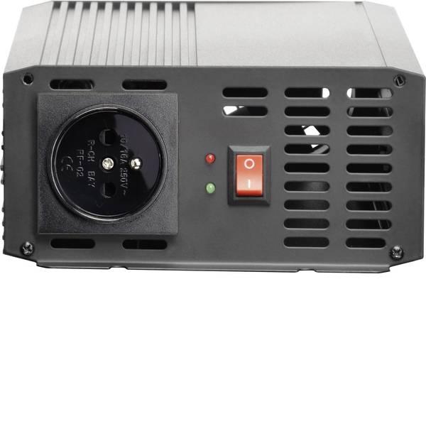 Inverter - VOLTCRAFT Inverter PSW 1000-12-F 1000 W 12 V/DC - 230 V/AC -