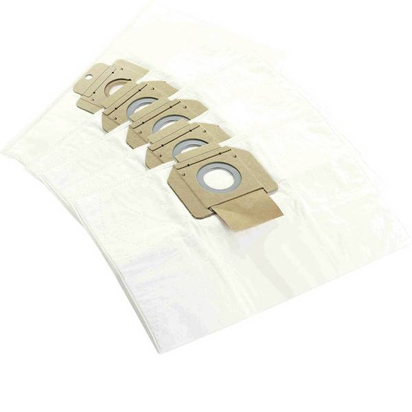 Accessori per aspirapolvere e aspiraliquidi - Sacchetto filtrante Kit da 5 Nilfisk 302004000 5 pz. -