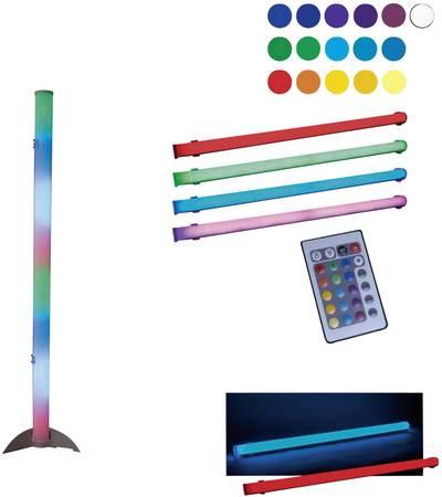 Tubo luminoso 6 W 102 cm Multi-Color ADJ LED Color Tube II 1 pz.